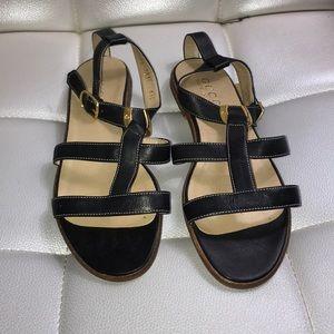 Gucci Shoes - NEW Gucci gladiator sandals strappy black